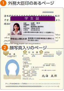 Passport画像